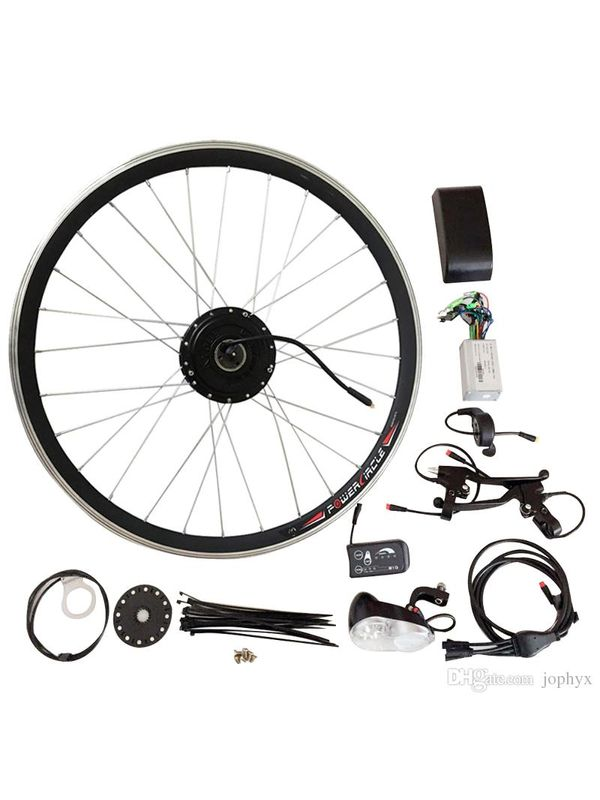 Electric bicycle kit with battery Kit 6