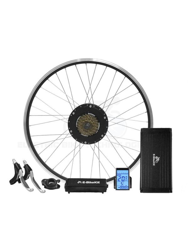 Electric bicycle kit with battery Kit 7