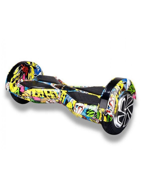 cloudsurfer 8.5inch hoverboard with bluetooth speaker and samsung battery