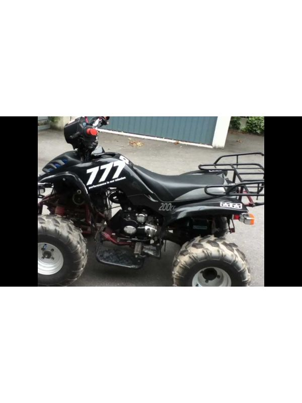 cloud surfer ATV 200CC
