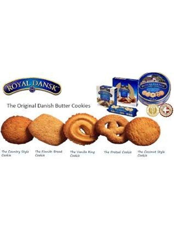 royal danish butter cookies