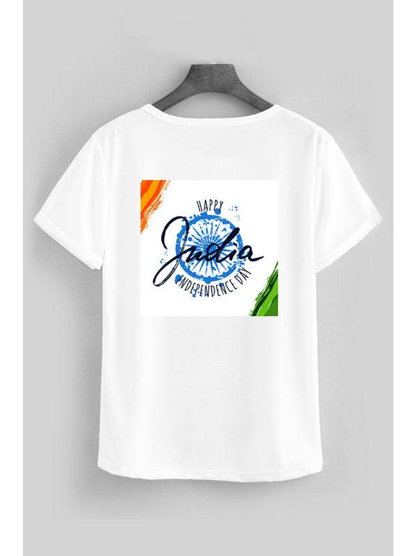 SPORTS T- SHIRT BLUE INDIA 2