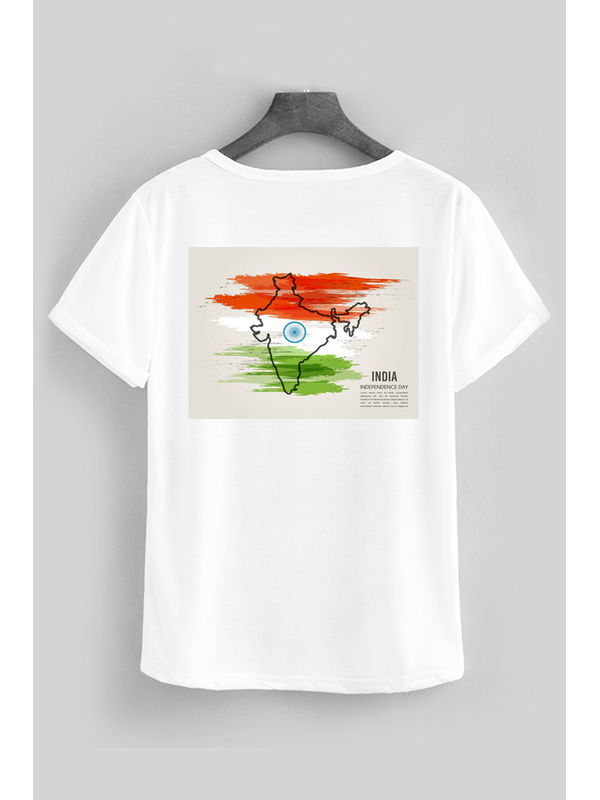 SPORTS T- SHIRT RED INDIA