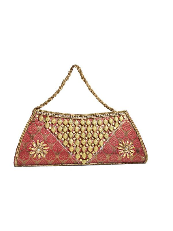 Spice Art Womens Embroidered Clutch