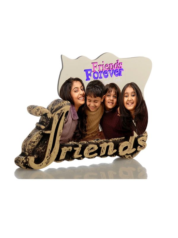 Personalised Carved Friends Stone