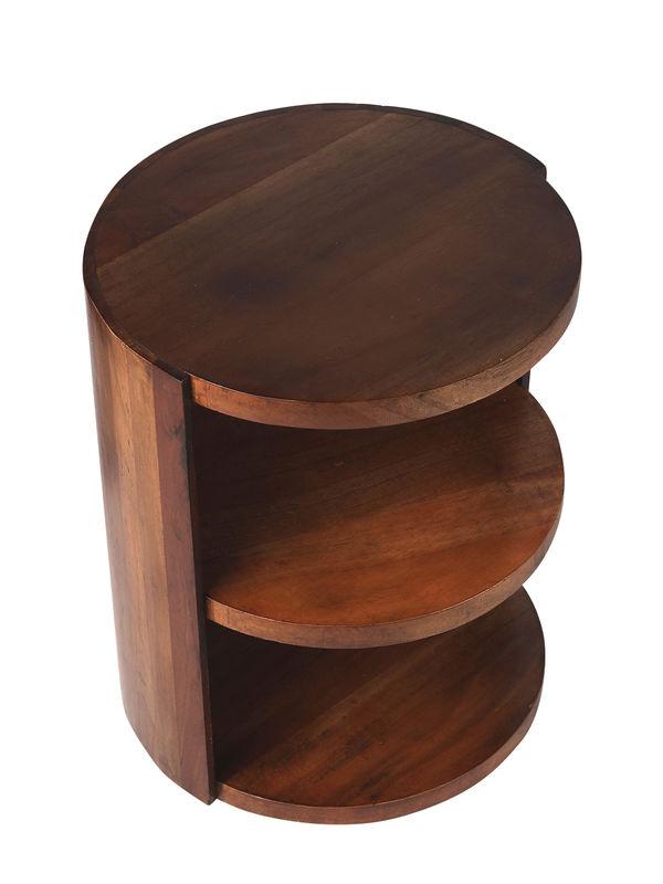 Sheesham Wood Round Side Table. Sheesham Wood Round Side Table   Vdaf0002