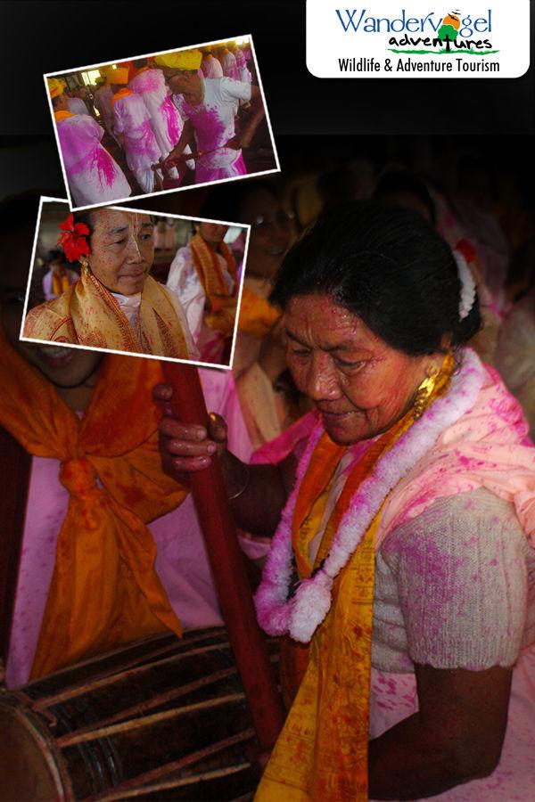 Dolyatra in Manipur - 10 - 14 Mar'17
