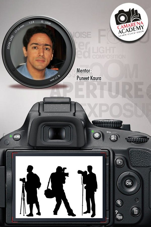 Photography Workshop - New Delhi (CP) 13Sep'15 12-4pm