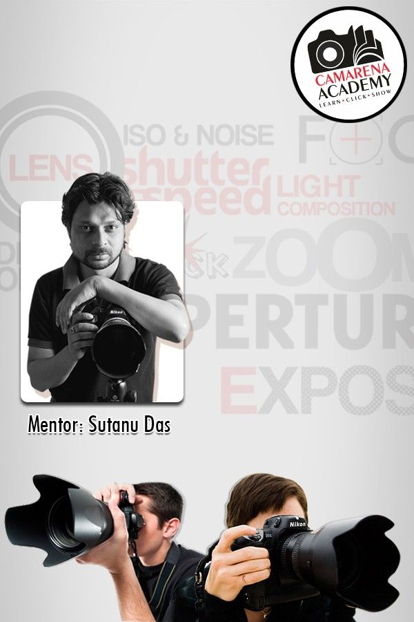 Advanced Photography Workshop - Kolkata 17April'16 11-5pm
