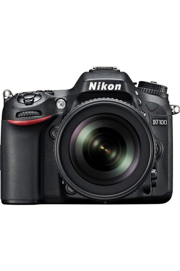 Nikon D7100 DSLR Camera with 18-105mm f/3.5-5.6G ED VR DX Lens