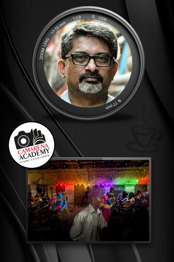 Photography ADDA with Sarasij Dasgupta  - Kolkata 19Nov'16, 5-8pm