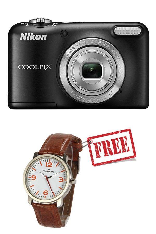 Nikon Coolpix L31 Black