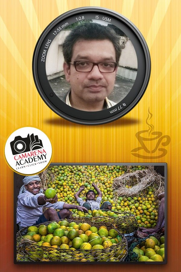 Photography ADDA with Souvik Banerjee - Kolkata 23Jan'16, 5-8pm