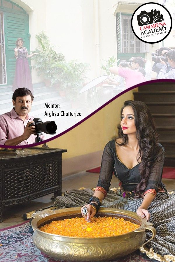 Fashion Photography Workshop at Redbrick Residency - Kolkata 24Jan'16, 11-5pm