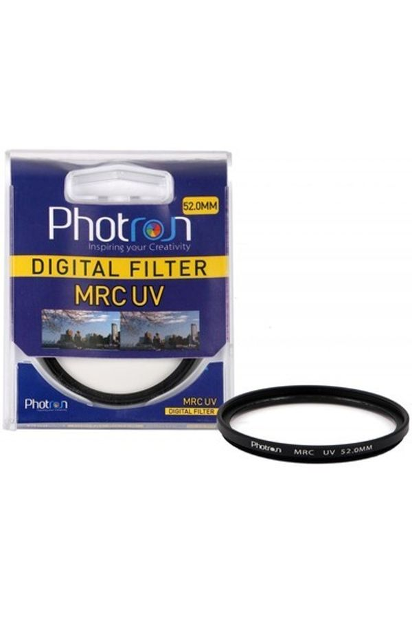 PHOTRON MRC UV FILTER 52.0MM