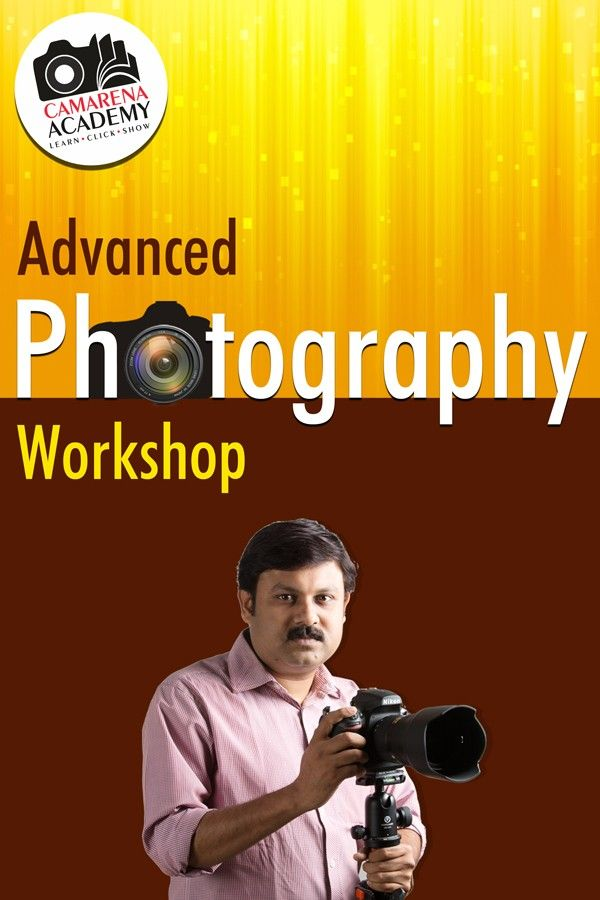 Advanced Photography Workshop - Kolkata 27June'15 11-5pm