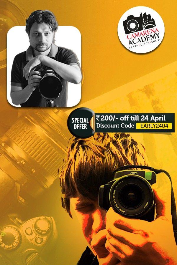 Photography Workshop - Lucknow 25Apr'15, 11-3pm