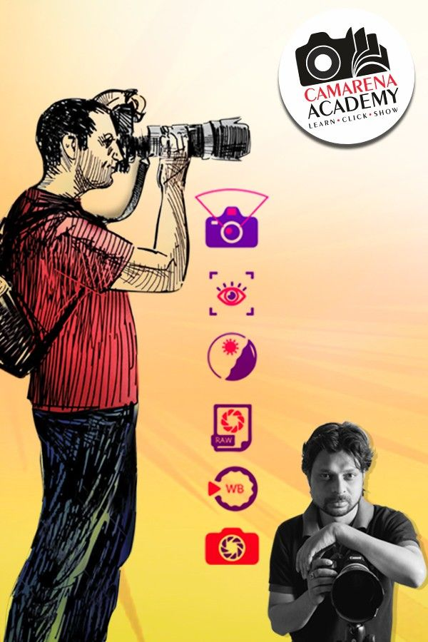 Advanced Photography Workshop with Photowalk - Ranchi 23Aug'15, 11:30-5:30pm