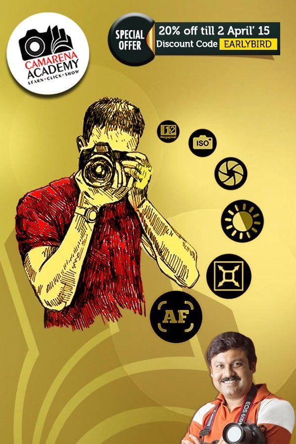 Photography Workshop - Kolkata 5Apr'15, 11-5pm
