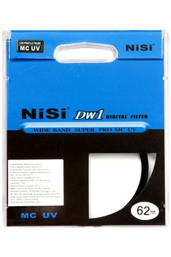 Nisi Filters UV 62