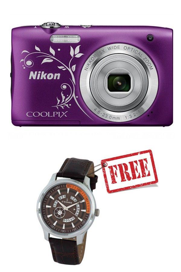 Nikon Coolpix S2900 Design Purple