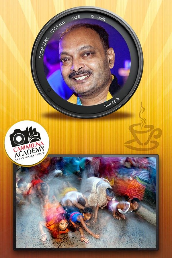 Photography ADDA with Arup Ghosh - Kolkata 7Nov'15, 5-8pm