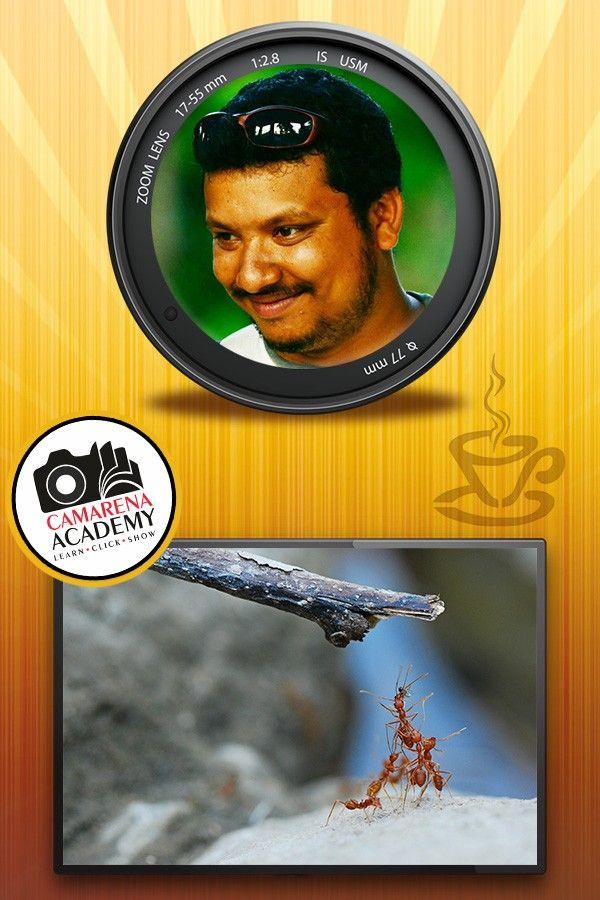 Photography ADDA with Ripan Biswas - Kolkata 21May'16, 5-8pm
