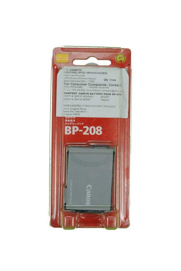 Canon Bp-208 Battery