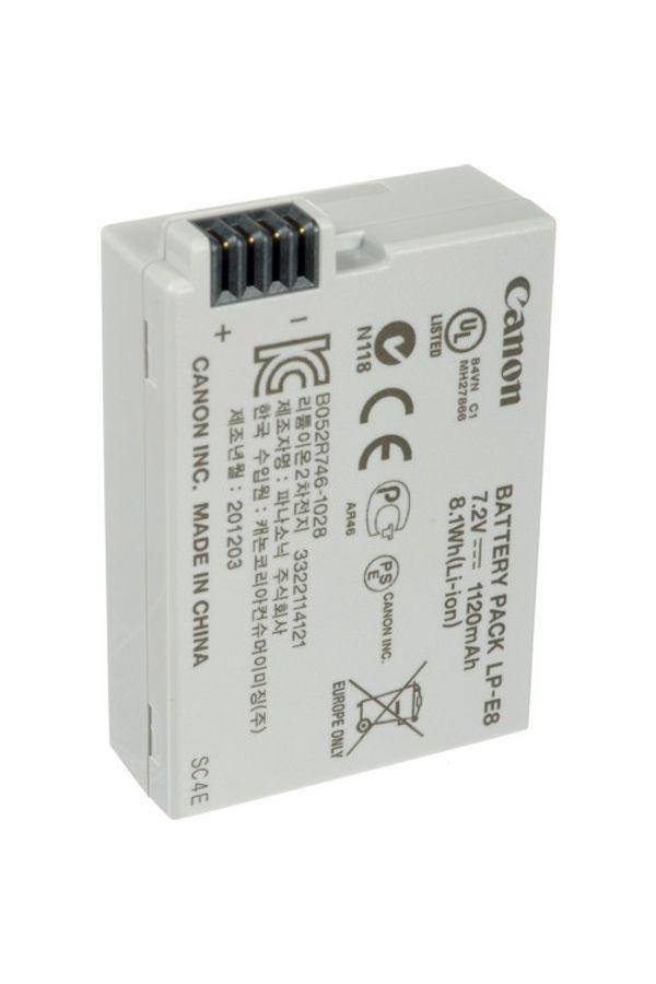 Canon LP-E8 Rechargeable Lithium-Ion Battery