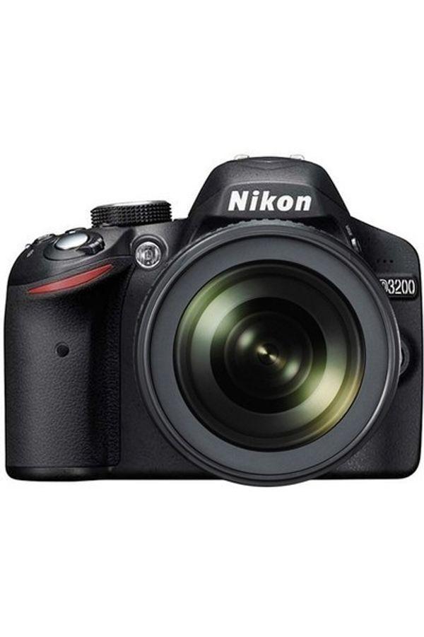 Nikon D3200 DSLR Camera with 18-105mm VR Lens