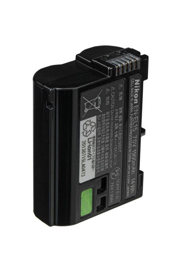 Nikon EN-EL15 Lithium-Ion Battery
