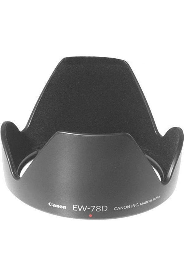 Canon EW-78D Lens Hood for EF 28-200mm f/3.5-5.6 and EF-S 18-200mm f/3.5-5.6 IS Lenses