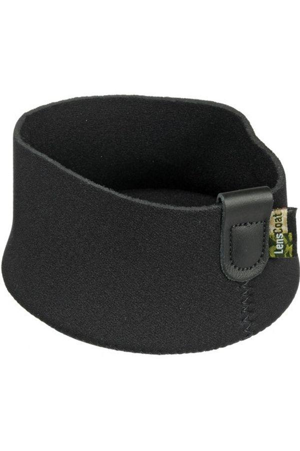 LensCoat Hoodie Lens Hood Cover (Large, Black)