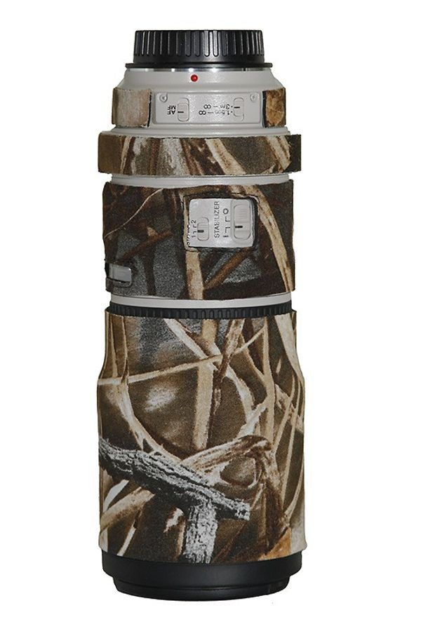 LensCoat Lens Cover for the Canon 300mm f/4 IS Lens (Realtree Max4 HD)