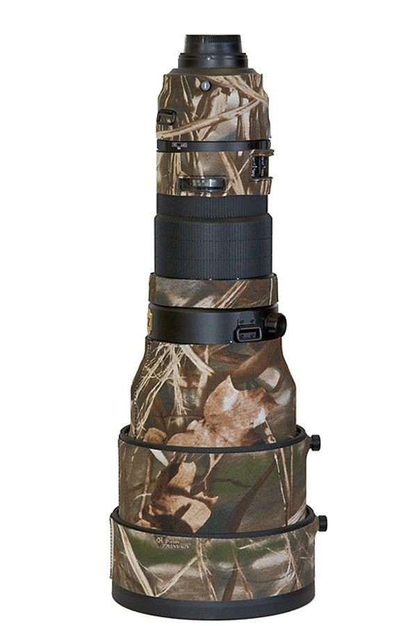 LensCoat Lens Cover For the Nikon 400mm f/2.8 VR Lens (Realtree Max4 HD)