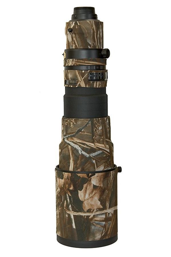 LensCoat Lens Cover For the Nikon AF-S Nikkor 500mm f/4G ED VR II AF Lens (Realtree Max4 HD)