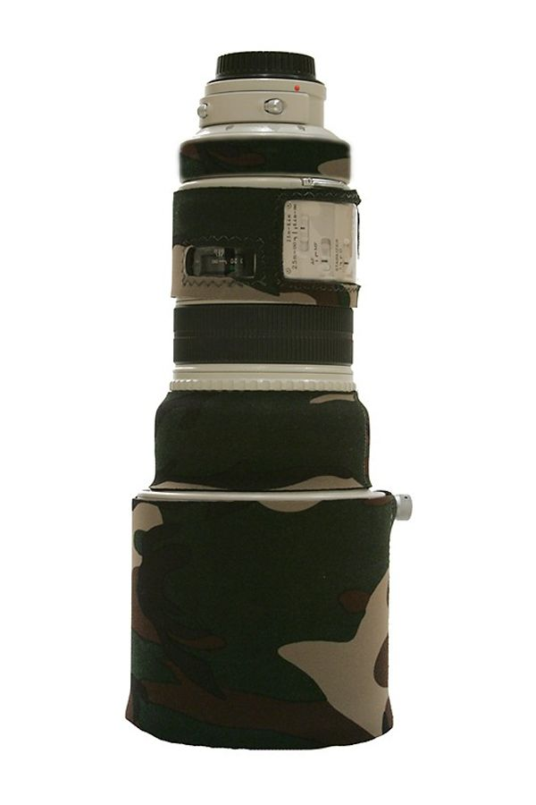 LensCoat Lens Cover for the Canon 300mm f/2.8 IS Lens (Forest Green)