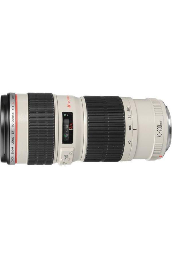 Canon EF 70-200mm f/4L USM Lens