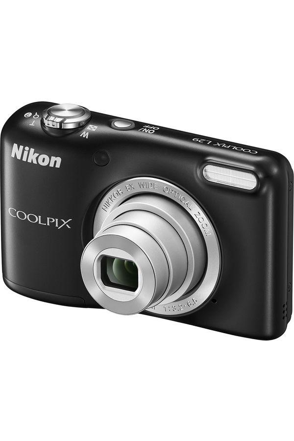 Nikon Coolpix L30 Point & Shoot Camera