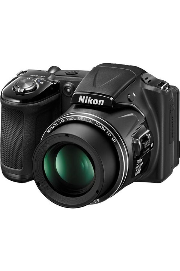 Nikon Coolpix L830 Point & Shoot Camera
