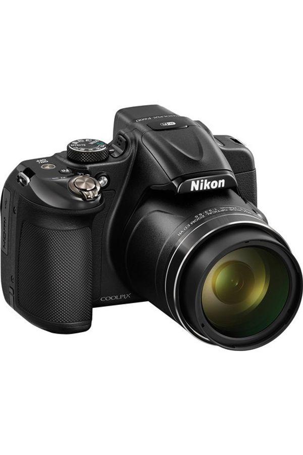 Nikon Coolpix P600 Point & Shoot Camera