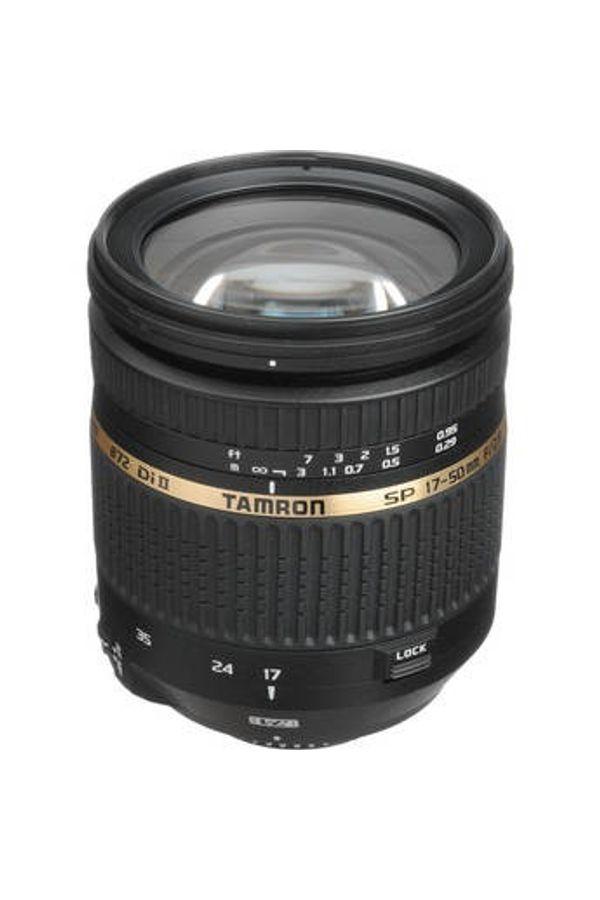 Tamron SP AF17-50mm F/2.8 for Nikon