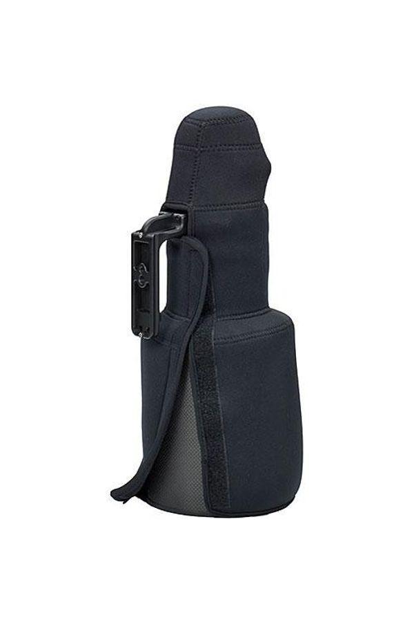 LensCoat Travel Coat For the Nikon AF-S Nikkor 500mm f/4G ED VR AF Lens with Hood (Black)