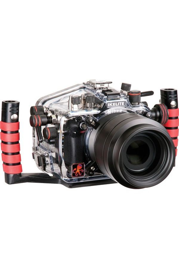 Underwater Housing for Nikon D600 / D610 DSLR Camera