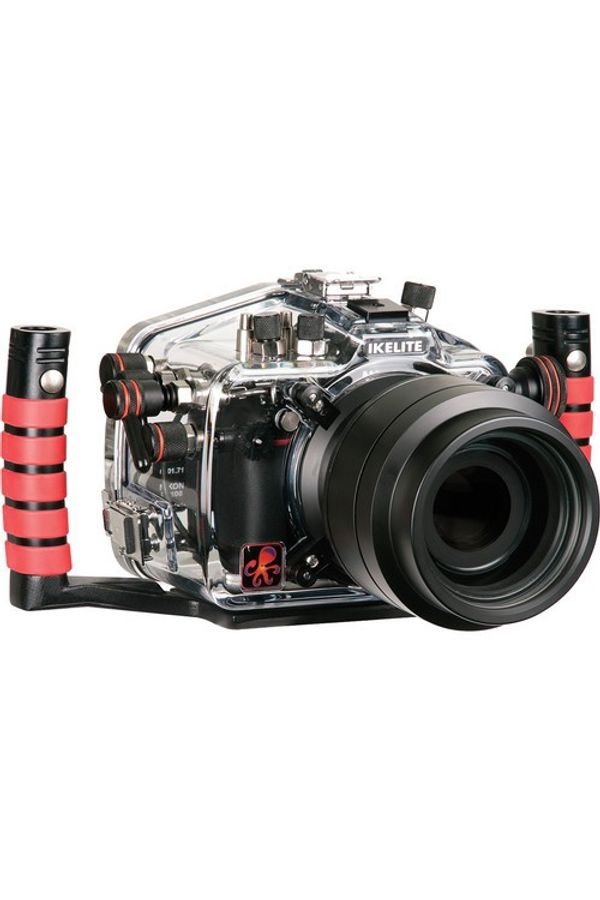 Underwater Housing for Nikon D7100 Digital Camera