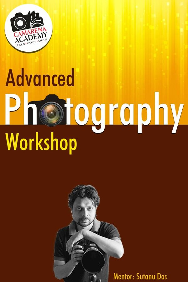 Advanced Photography Workshop - New Delhi (Kalkaji) 8Nov'15, 12-4pm