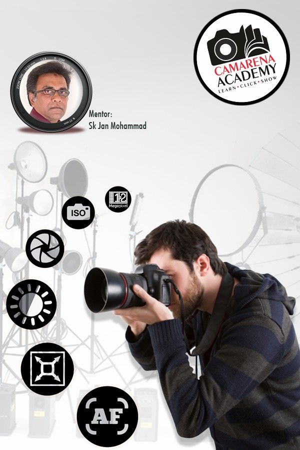 Photography Workshop - Kolkata 3April'16, 11-5pm