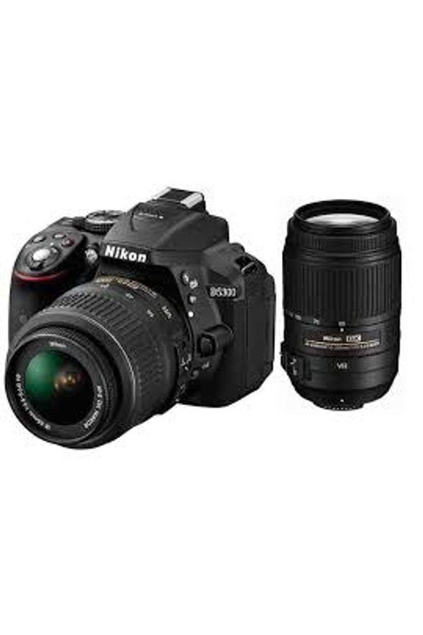 Nikon DSLR D5600 Dual Kit