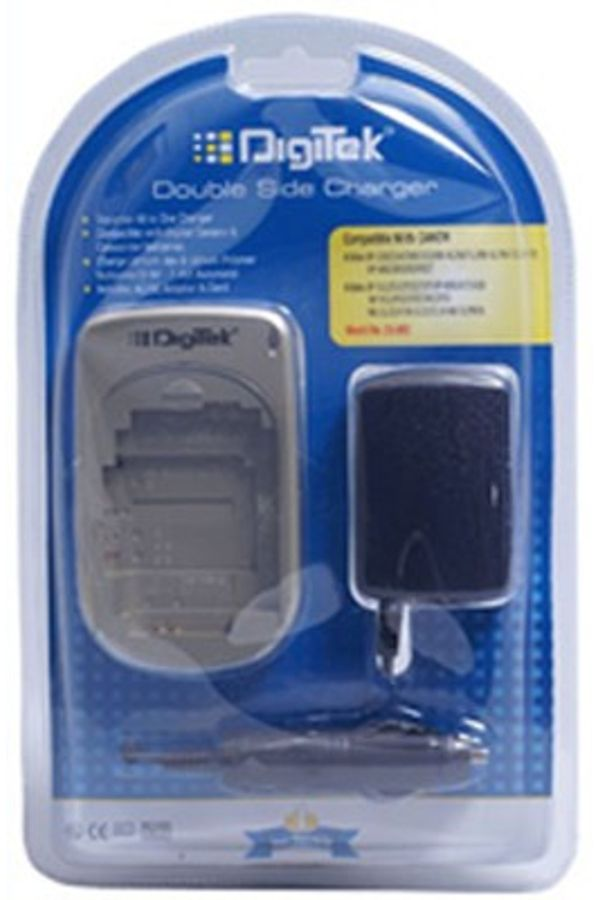 DIGITEK MULTI CHARGER For Canon DS-003