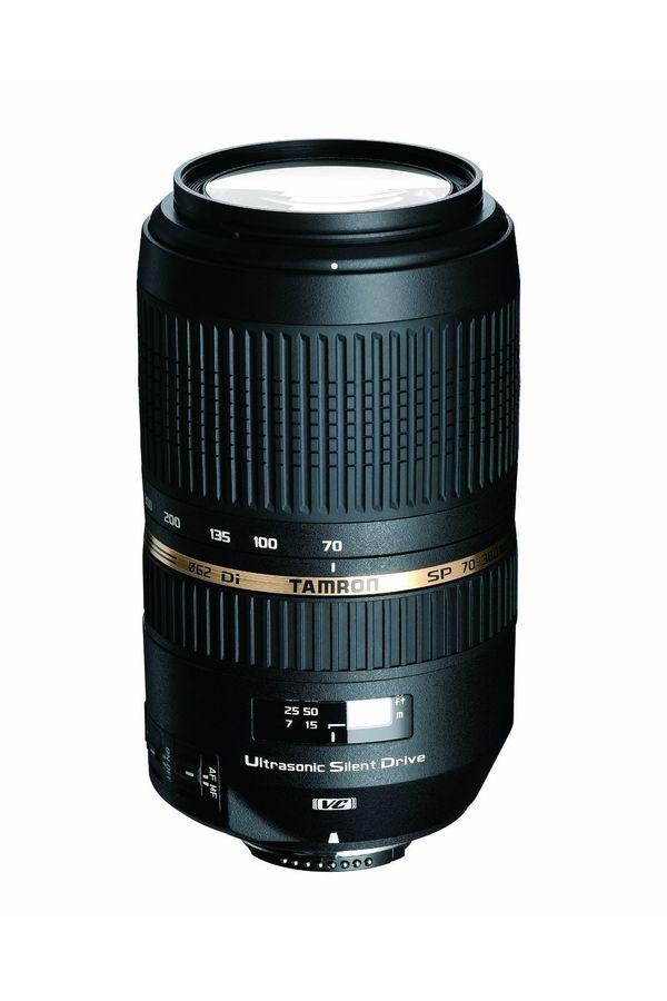 Tamron AF70-300mm F/4-5.6 Canon